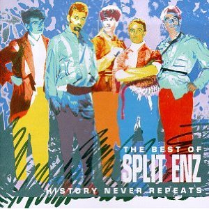 <i>History Never Repeats – The Best of Split Enz</i> 1987 greatest hits album by Split Enz