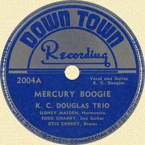 Mercury Blues 1993 single by John Michael Montgomery