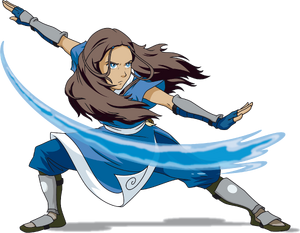 [série animée] Avatar: The Last Airbender (Avatar : Le Dernier Maître de l'Air) Katara
