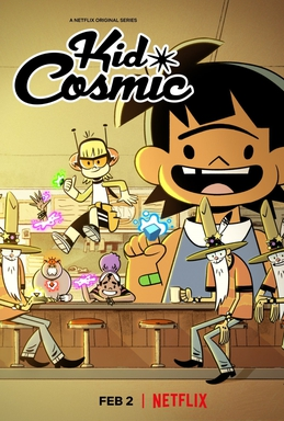 Picture of a TV show: Kid Cosmic