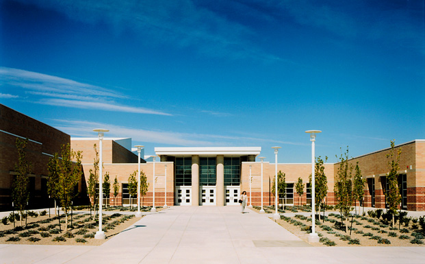 Broomfield High School. File:Legacy High School