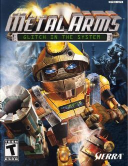 Picture of a game: Metal Arms:  Glitch In The System