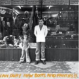 <i>New Boots and Panties!!</i> 1977 studio album by Ian Dury