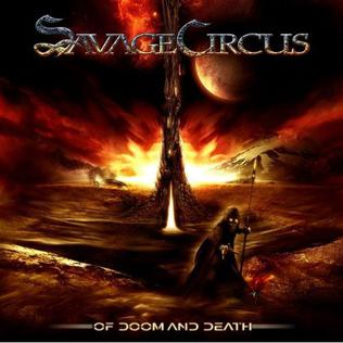 <i>Of Doom and Death</i> 2009 studio album by Savage Circus