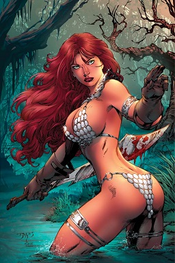 Red Sonja - Wikipedia