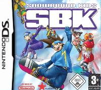 <i>SBK: Snowboard Kids</i> 2005 video game