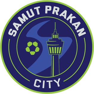Samut Prakan City F.C. Thai football club