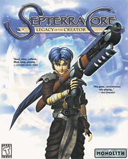 Septerra Core: Legacy of the Creator / Ядро Септерры (Monolith Productions,1C) (ENG+RUS) [L]