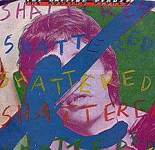 Titelbild des Gesangs Shattered von Rolling Stones