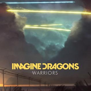 Imagine Dragons — Warriors (studio acapella)