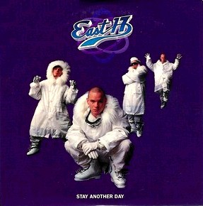 East 17 — Stay Another Day (studio acapella)
