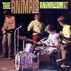 <i>Animalism</i> (album) 1966 studio album by the Animals