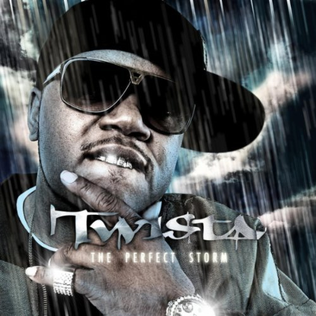 <i>The Perfect Storm</i> (album) 2010 studio album by Twista