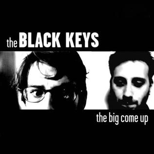 <i>The Big Come Up</i> 2002 studio album by The Black Keys