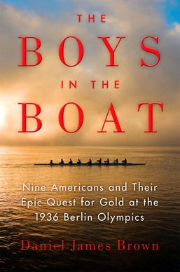 Picture of a book: The Boys In The Boat