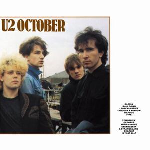 <i>October</i> (U2 album) 1981 studio album by U2