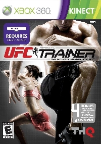 <i>UFC Personal Trainer</i> 2011 video game