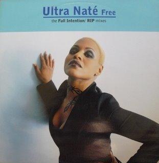 Ultra NatГ© — Free (studio acapella)
