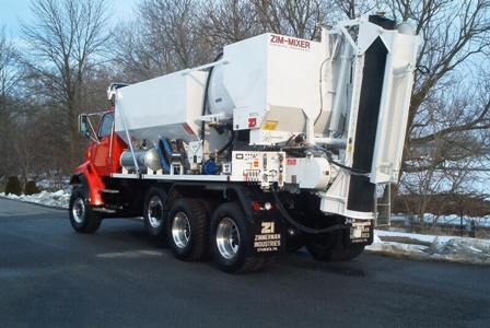 Volumetric Concrete Mixer Wikipedia