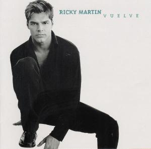 <i>Vuelve</i> (album) 1998 studio album by Ricky Martin