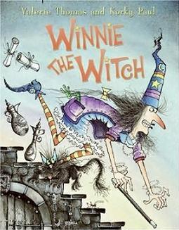Resultado de imagen de winnie the witch books