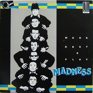 <i>Work Rest and Play</i> 1980 EP by Madness