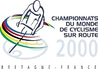 2000 UCI Road World Championships logo