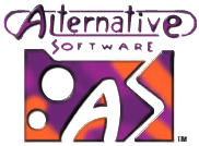 Alternative Software British software developer and publisher founded in 1985
