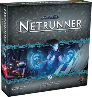 Picture of a game: Android: Netrunner