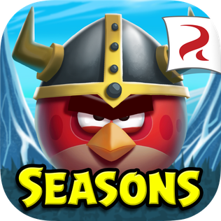 Angry birds seasons - фото 11