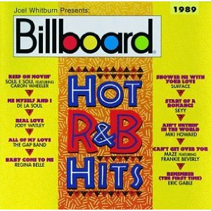 Billboard hot r b hits 1989 wikipedia for Best songs of 1988