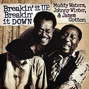 <i>Breakin It Up, Breakin It Down</i> 2007 live album by Muddy Waters, Johnny Winter, James Cotton