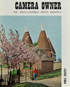 <i>Camera Owner</i> Bi-monthly British hobbyist photography periodical 1964-1968