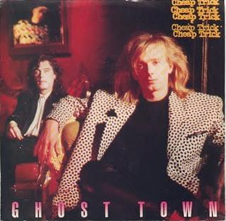 ghost town cheap trick song wikipedia