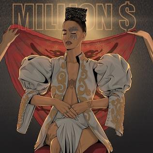 Million $ 2020 single by Dafina Zeqiri