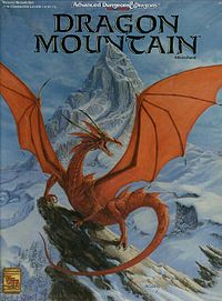 Cover of Dragon Mountain