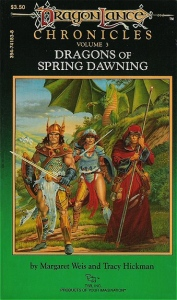 All reviews for: Dragonlance