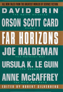 <i>Far Horizons</i> book by Robert Silverberg