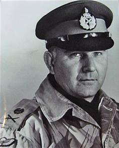 Peter Walls Rhodesian general