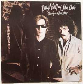 <i>Beauty on a Back Street</i> 1977 studio album by Hall & Oates