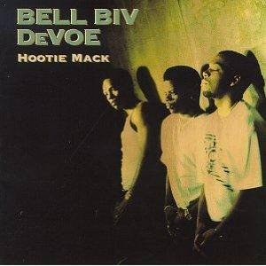 <i>Hootie Mack</i> 1993 studio album by Bell Biv DeVoe