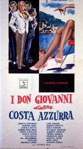 <i>I Don Giovanni della Costa Azzurra</i> 1962 film by Vittorio Sala