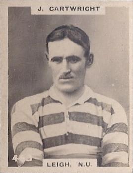 Joe Cartwright (rugby league)