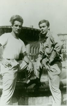 Jack Kerouac and Lucien Carr.jpg