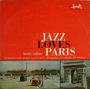 1960 studio album by Buddy Collette