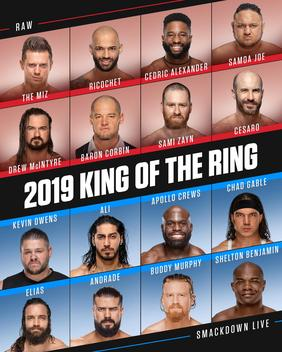 King of the Ring (2019) - Wikipedia
