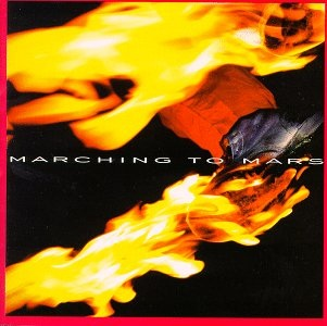 <i>Marching to Mars</i> 1997 studio album by Sammy Hagar