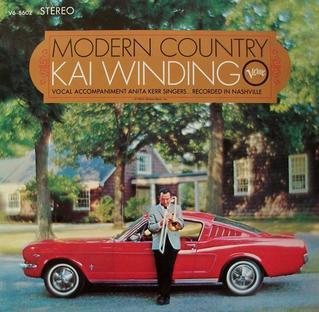 <i>Modern Country</i> (album) 1964 studio album by Kai Winding