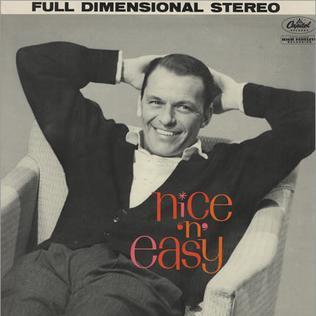 <i>Nice n Easy</i> 1960 studio album by Frank Sinatra