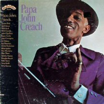 <i>Papa John Creach</i> (album) 1971 studio album by Papa John Creach